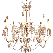 Swedish 6-Light Chandelier