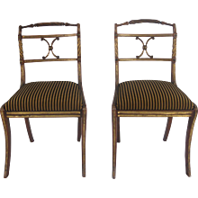 Regency Sidechairs