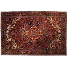 Heriz Rug of Large Size