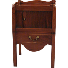 George III Bedside Commode