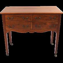 Hepplewhite Dressing Table