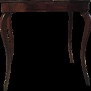 18th Century European Walnut Table