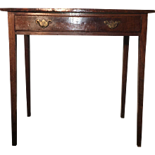Early 19th Century English Side Table