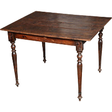 Teak Wood Table from Indonesia