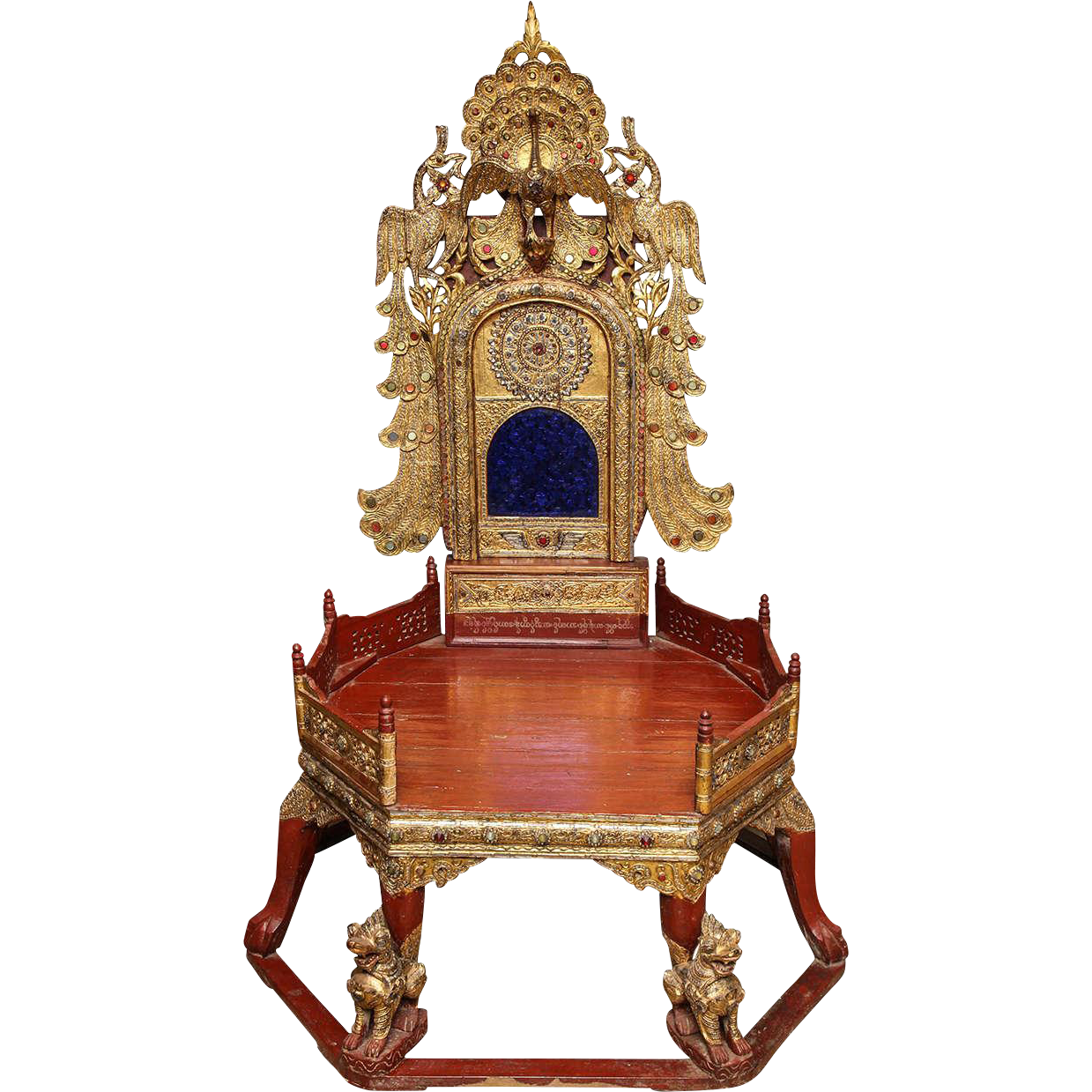 Burmese Monk's Bench : V W Home By Vicente Wolf