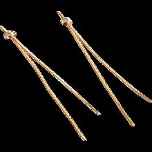 Pine Needle Earrings