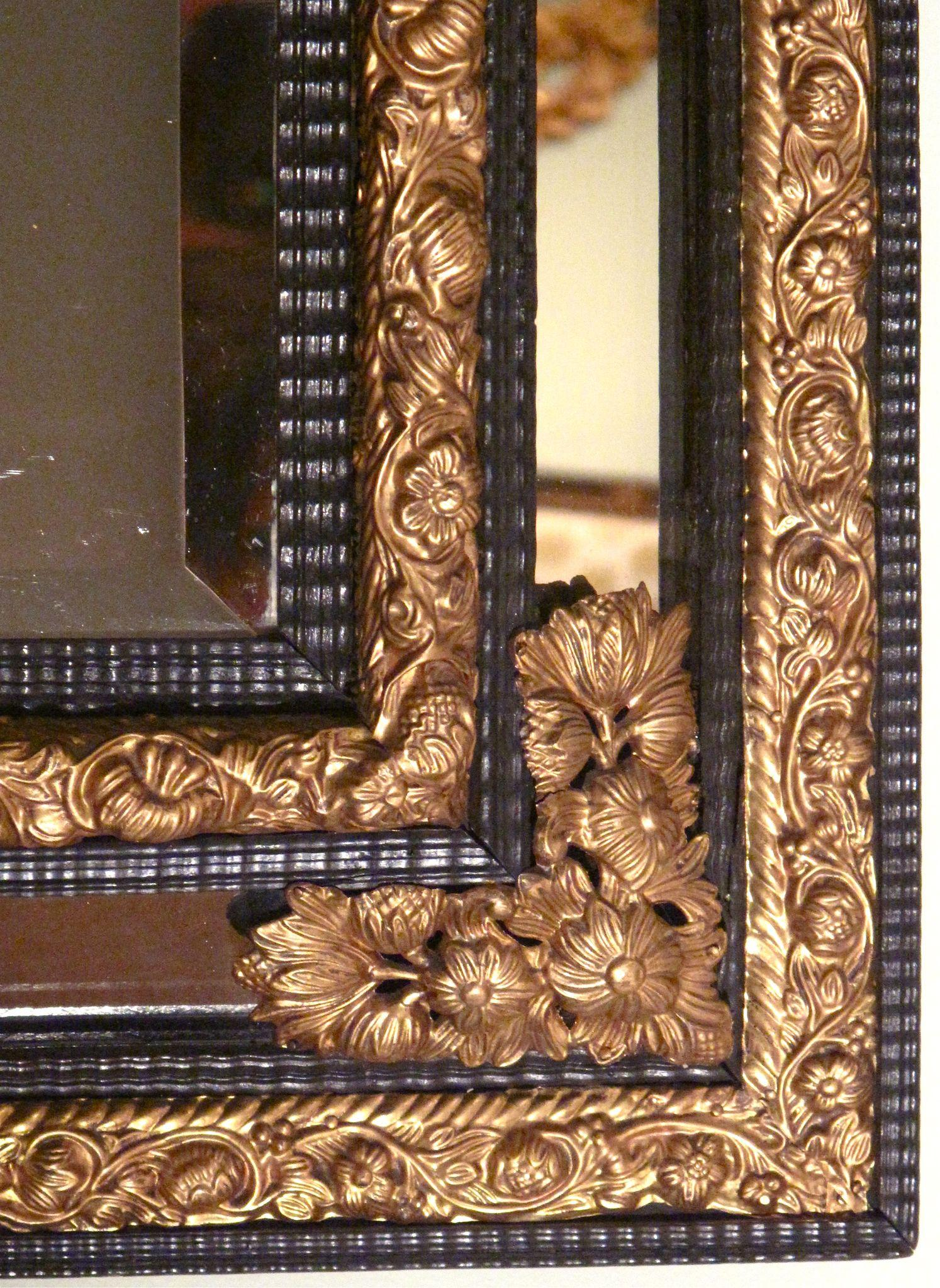 Flemish Baroque Style Cushion Mirror from mirabelle ...