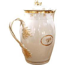 Chinese Export Cider Jug