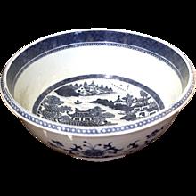Large Canton Bowl