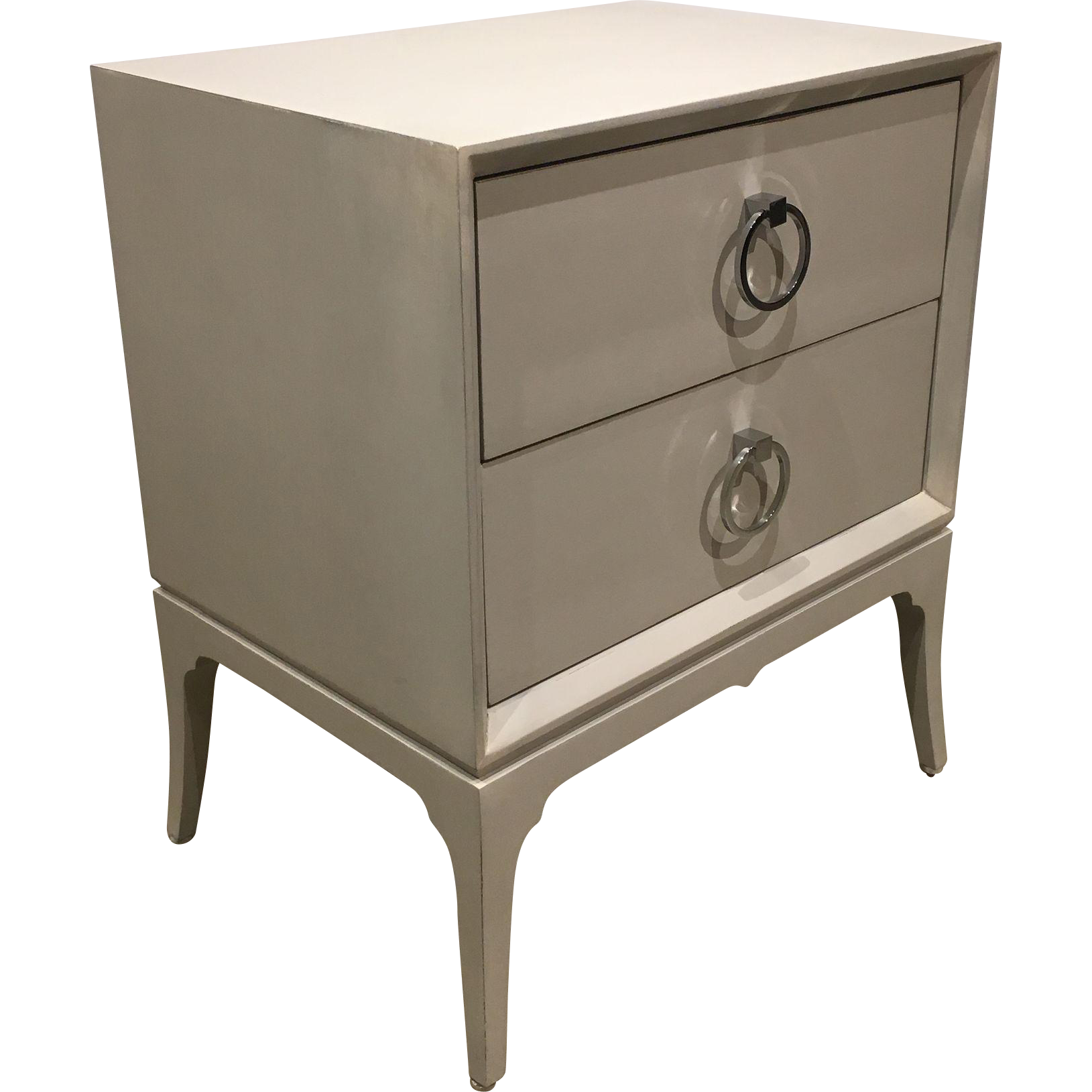 Bennett nightstand from apropos on rubylux - Elegant types of nightstands ...