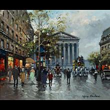 Rue Royal, Madeleine