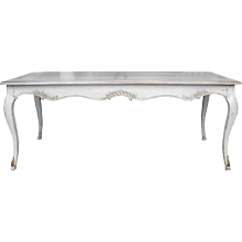 682 Table Regence Sculptee