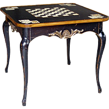 Table de Jeux - Game Table