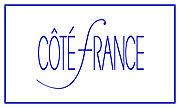 Côté France logo