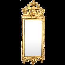 Swedish Gustavian Style Mirror