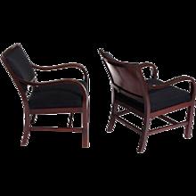 Danish Modern Armchairs