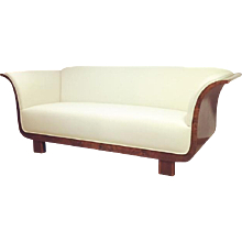 Danish Art Deco Sofa
