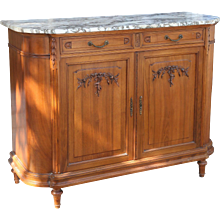 1900s French Sideboard