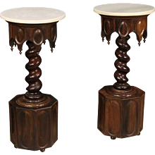 19th Century Pair Of Spanish Columns