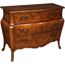 20th Century Italian Inlaid Dresser