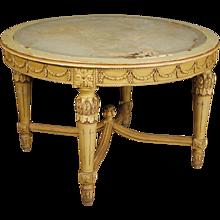 20th Century Italian Table In Louis XVI Style