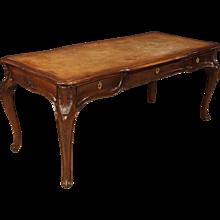 20th Century Italian Writing Desk In Louis XV Style