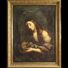18th Century Religious Spanish Painting