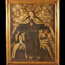 18th Century Spanish Religious Painting