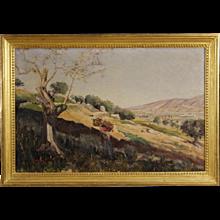 19th Century Italian Landscape Painting