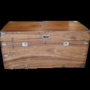 A Camphorwood Brassmounted Storage Chest