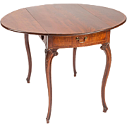 George III Period Mahogany Pembroke Table