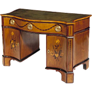 George III Kneehole Desk