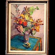 Duncan Grant – Floral Still Life