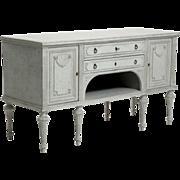 Gustavian style sideboard