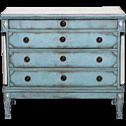 Gustavian chest, circa 1800