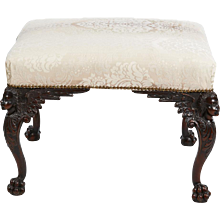 A 19th Century Irish stool
