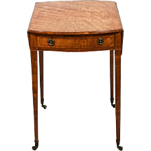 A Sheraton Pembroke Table