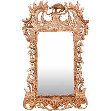 An Irish 18th Century Mirror