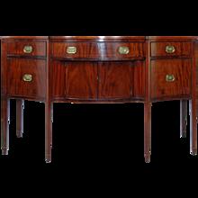 18th Century Mahogany Sideboard