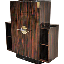 Art Deco Cabinet from Paris