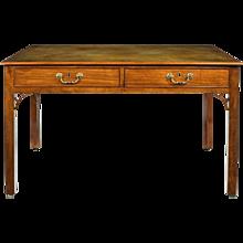 George III writing table