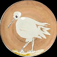 Pablo Picasso Oiseau Plate Ltd Edn No. 86 1963