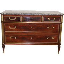 18th Century Antique French Louis XVI period Commode
