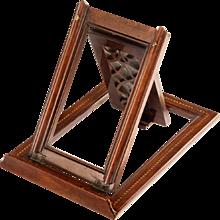 Mahogany Georgian Bookrest