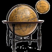 19th century Table Globe