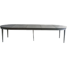 19th Century Gustavian Style Dining Table