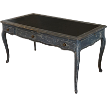 18th Century Louis XVI Bureau Plat Writing Desk