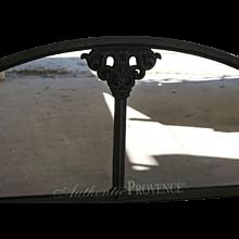19th Century French Framed Mirror Ca. 1880 France