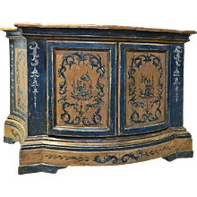 Italian Console Painted , 18th Century