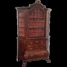 Petite Dutch Cabinet, 18th Century